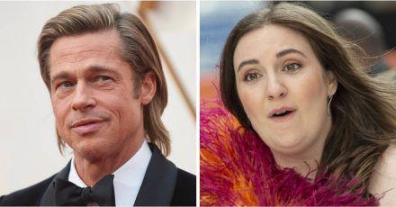 """Lena Dunham über Brad Pitt: """"Er ging mit mir auf ein Zimmer"""""""