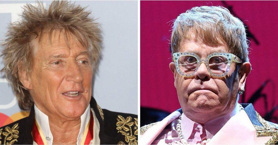 Rod Stewart: Darum ist er neidisch auf Elton John