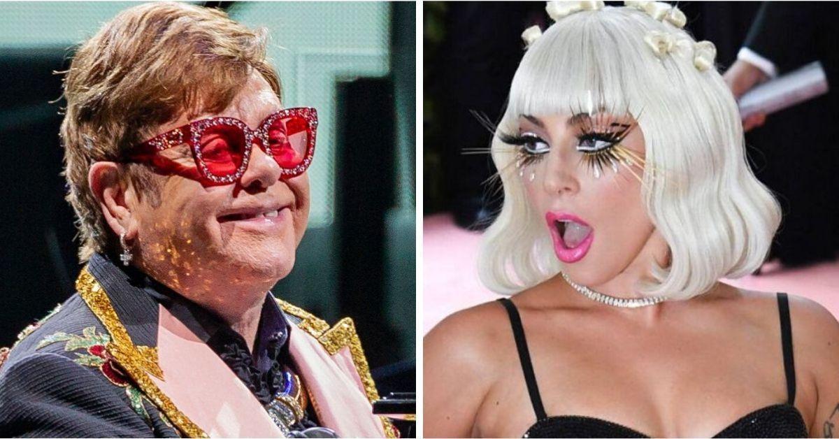 Lady Gaga schwärmt von Elton John - klatsch-tratsch.de