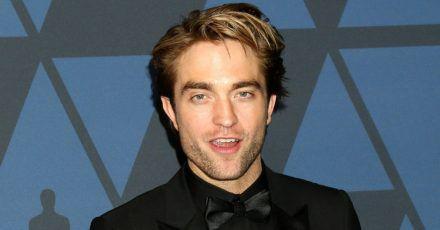 Robert Pattinson arbeitet an seinem Body und so soll es klappen