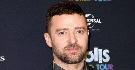 """Justin Timberlake gesteht: """"Ich bin ein Softie"""""""