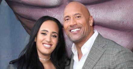 """Dwayne Johnson ist stolz auf seine Tochter: """"Sie geht ihren eigenen Weg"""""""