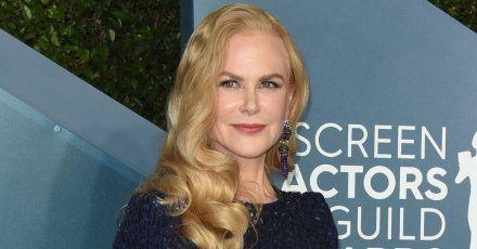 Nicole Kidman: So geht es ihr nach ihrem Unfall