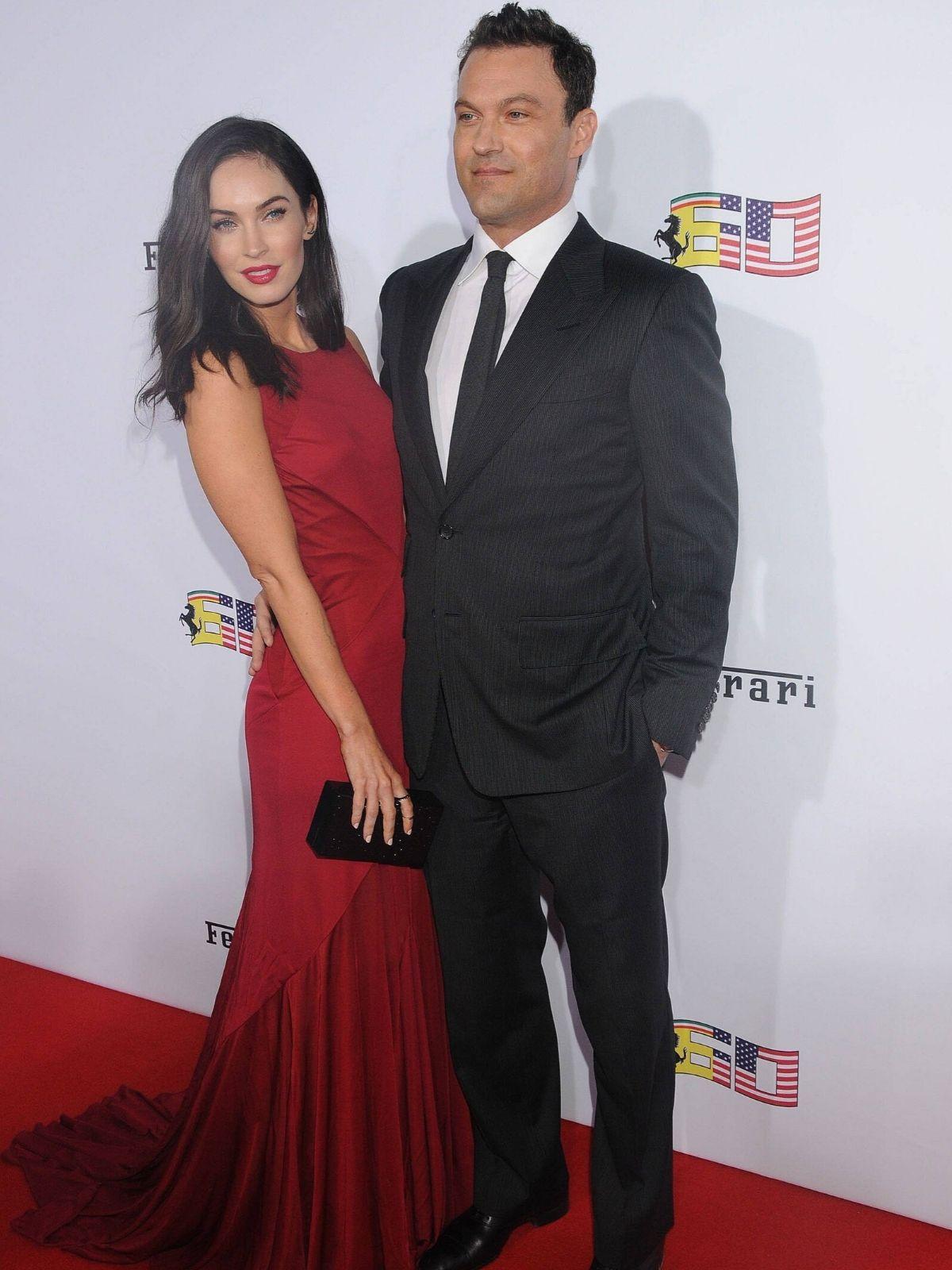 Megan Fox: Nach Ehe-Aus heiße Nacktszenen mit Machine Gun Gelly