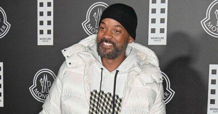"""Will Smith wird hier plötzlich wieder zum """"Men In Black""""!"""