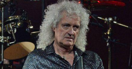 """""""Queen""""-Legende Brian May hatte Herzinfarkt"""