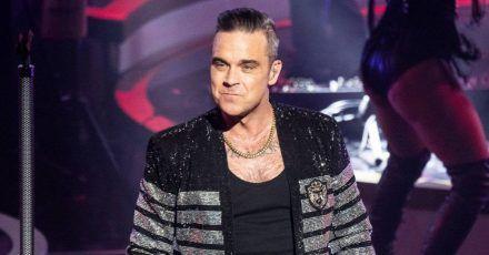 Robbie Williams: Neues Konzert mit Take That