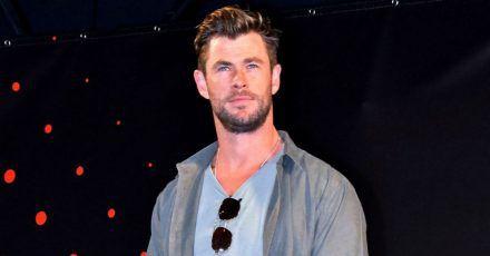 Chris Hemsworth will seine Kinder bodenständig erziehen