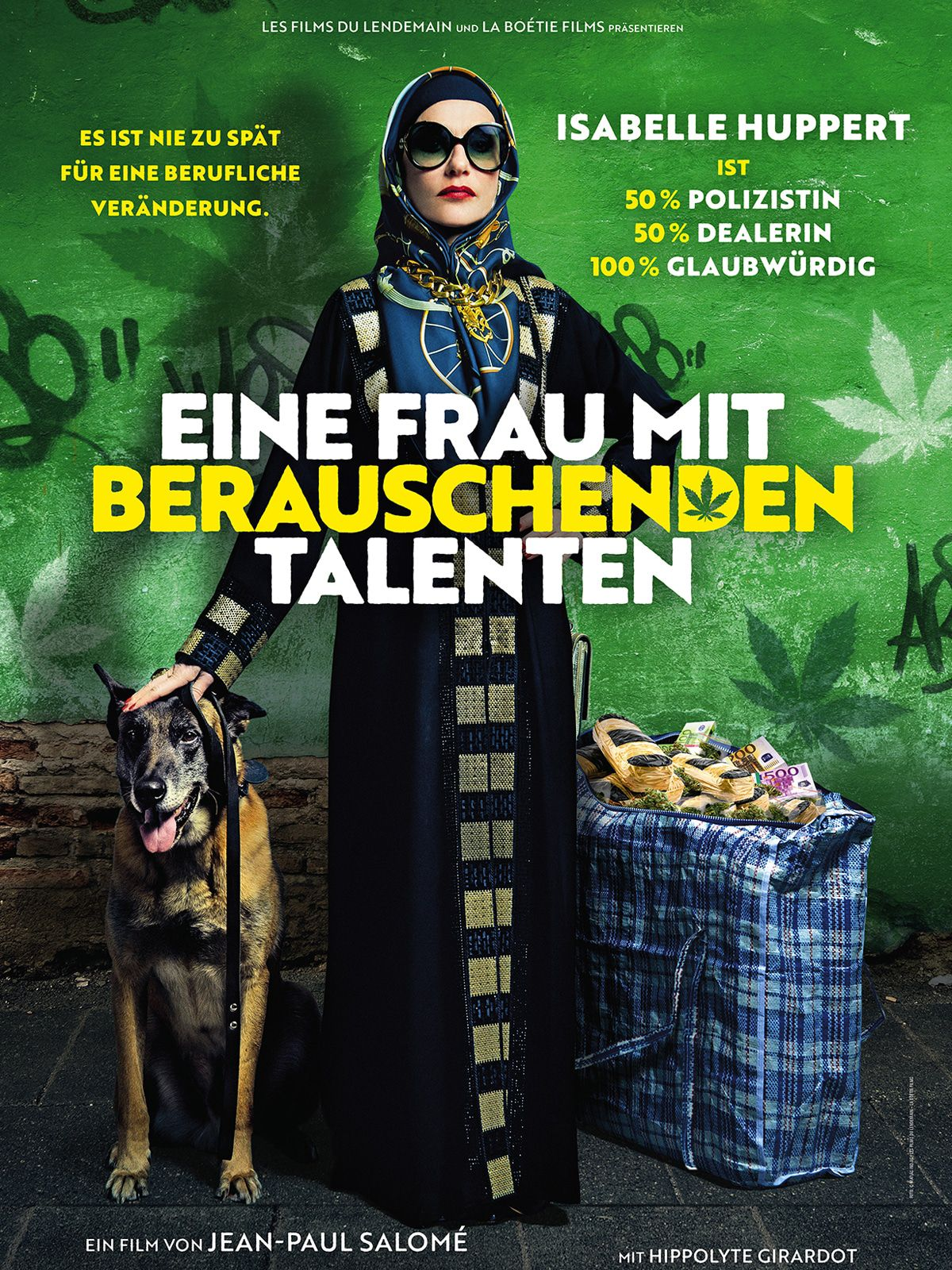 """Coming soon: Isabelle Huppert als """"Frau mit berauschenden Talenten"""""""