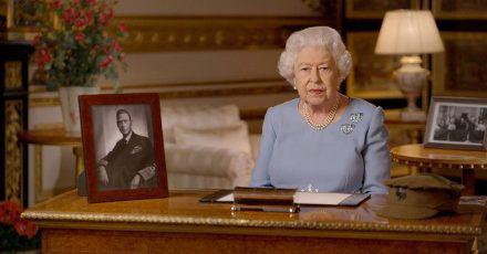 Weggesperrt: Wie geht es der Queen?
