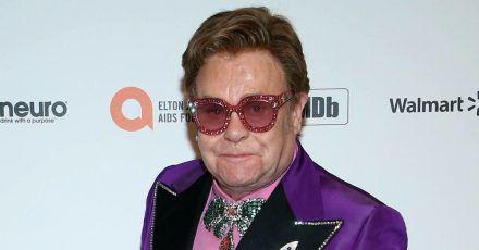 Video: Elton John nach diesem Auftritt schwer gerührt