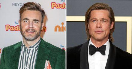 Gary Barlow will von Brad Pitt gespielt werden
