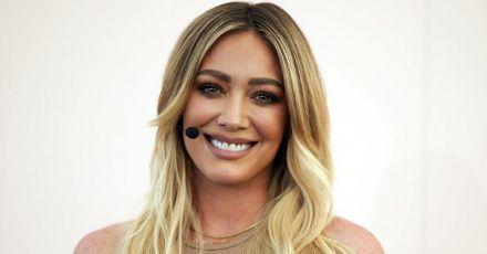 """Hilary Duff: Hier ist sie wieder als """"Lizzie McGuire"""""""
