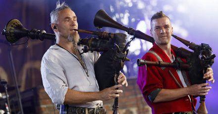 Charts der Woche: Mittelalter-Band In Extremo rockt die Spitze