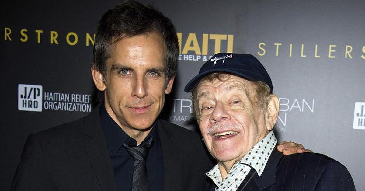 """""""King of Queens""""-Star Jerry Stiller (†): Das sagt sein Sohn Ben Stiller"""