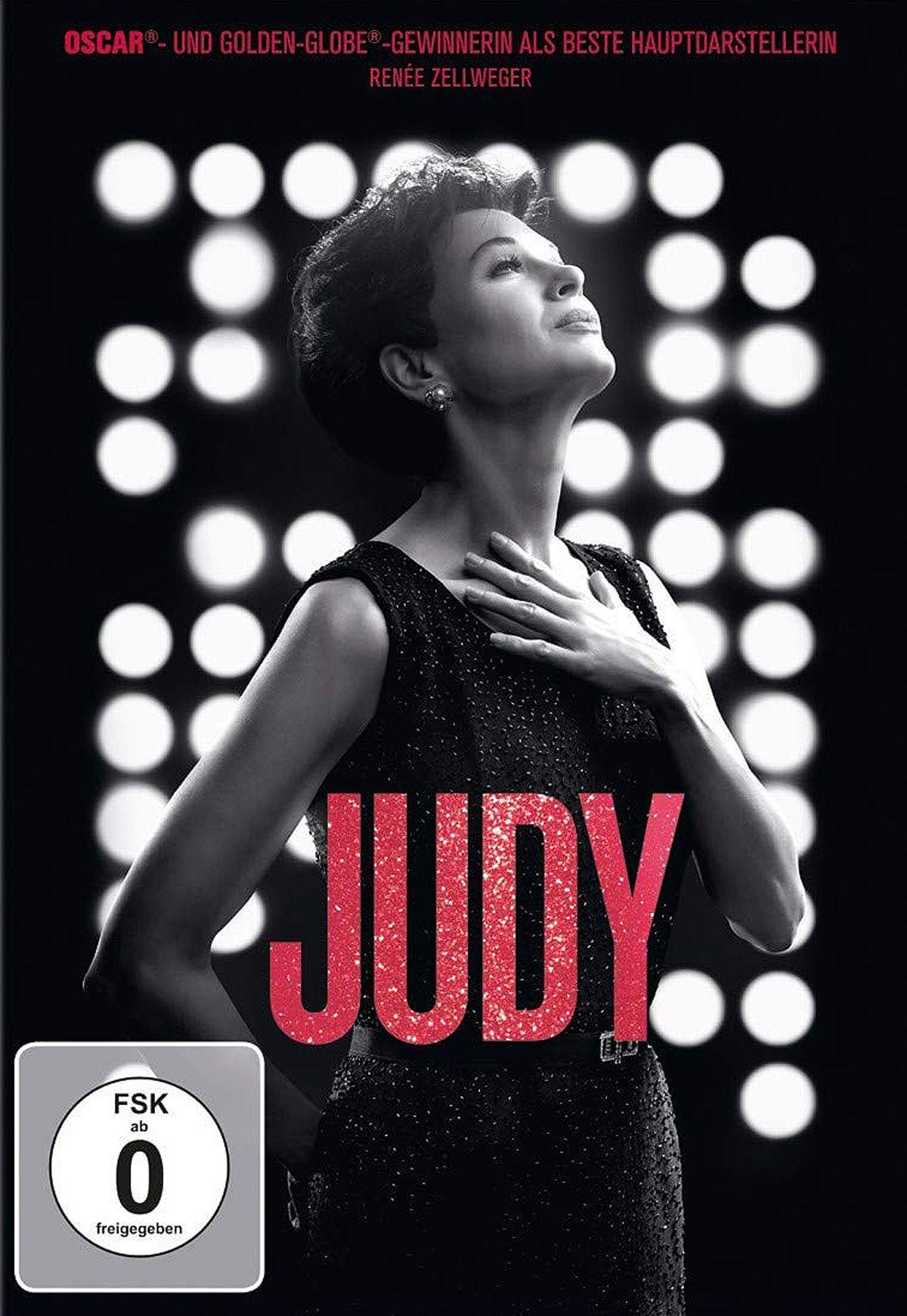 """Verlosung """"Judy"""": Renée Zellweger als Judy Garland"""
