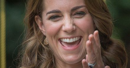 Kate Middleton geht sparsam mit ihrem Geld um