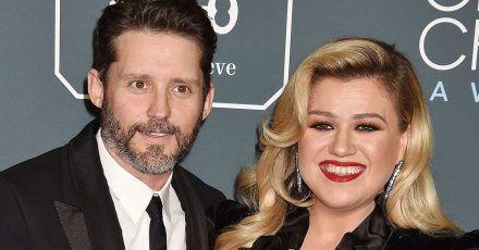 Kelly Clarkson will Kinder, doch Mann Brandon ist sterilisiert