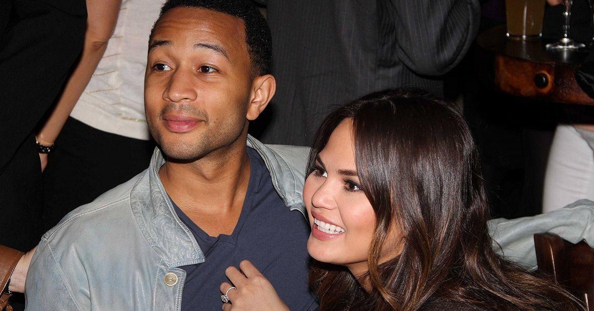 """In diesem Moment wusste John Legend, dass Chrissy Teigen """"Die Eine"""" ist"""