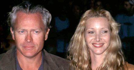 Lisa Kudrow und Mann feiern 25. Hochzeitstag getrennt