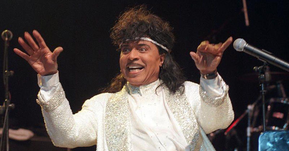 Little Richard (†): Die Welt trauert um den Rock'n'Roll-Pionier