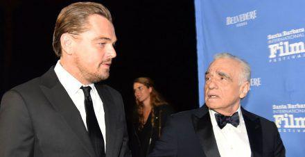 Martin Scorsese & Leonardo DiCaprio: Thriller bei Apple?