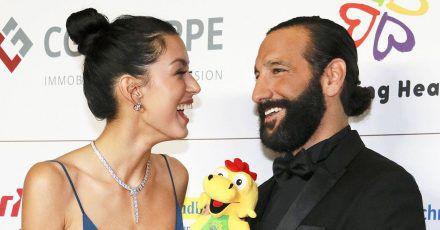 Rebecca Mir und Massimo Sinató planen Nachwuchs
