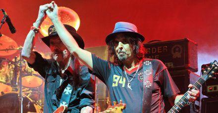 Motörhead: Phil Campbell über die Krebs-Zeit von Lemmy Kilmister