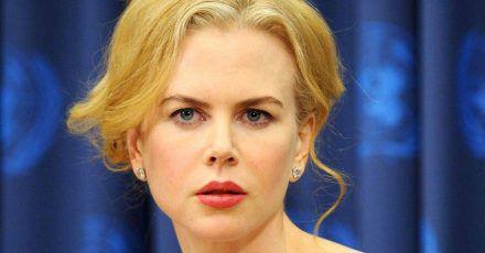 Nicole Kidman spendet Essen