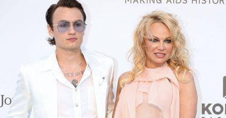 Pamela Anderson: Hier preist sie Hollywood ihren Sohn an