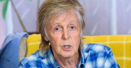 "Paul McCartney über ""Carpool Karaoke"": ""Ich hatte Angst"""