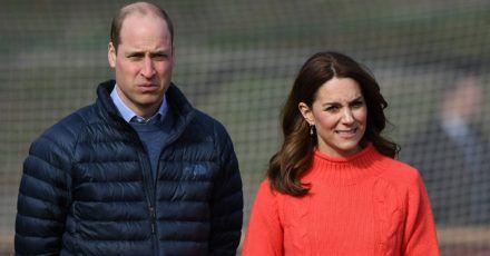 Prinz William spricht über das Trauma seines Lebens