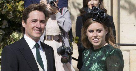 Prinzessin Beatrice flüchtet aus London