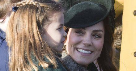 Neue Bilder: Prinzessin Charlotte feiert 5. Geburtstag