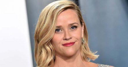Reese Witherspoon gibt fürs Kind daheim Erdkundeunterricht