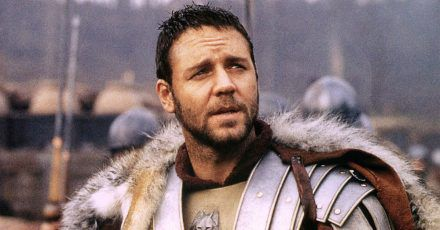 """Russell Crowe: """"Galdiator"""" wird 20 Jahre alt"""