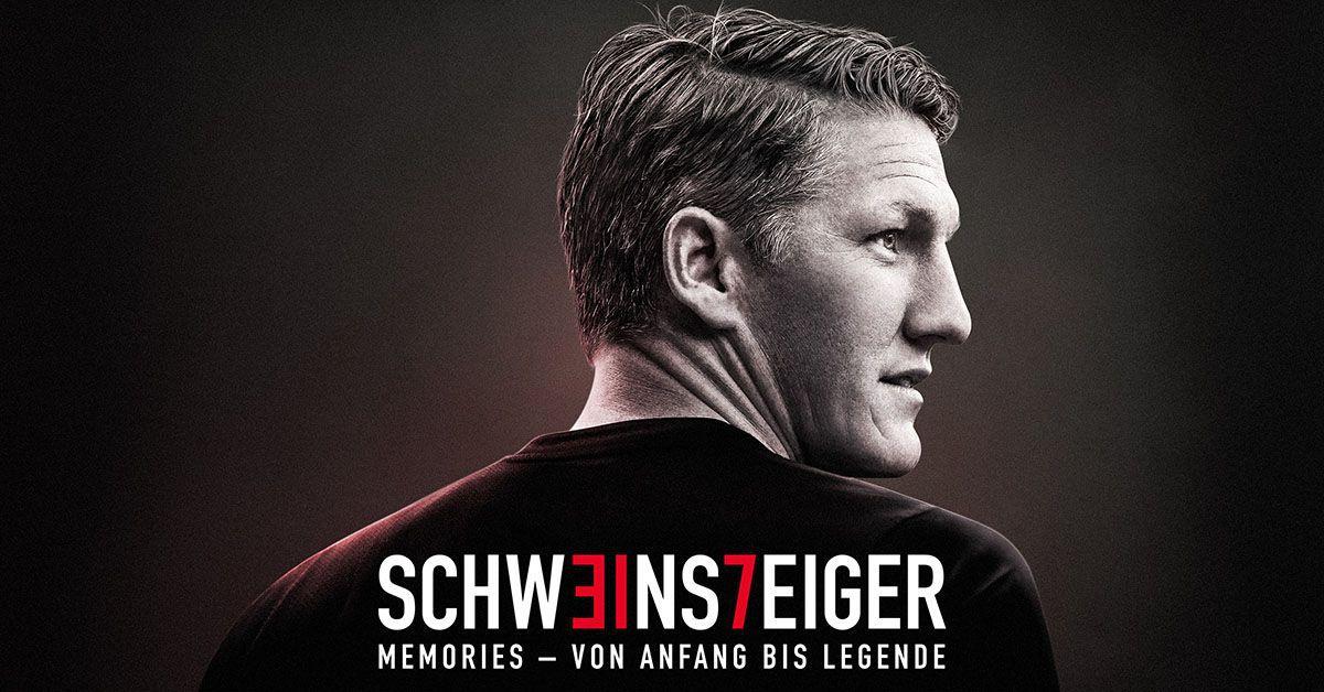"""Schweinsteiger: Film """"Memories - Von Anfang bis Legende"""" startet im Juni"""