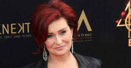 Sharon Osbourne: Grauen Haare sind eine Befreiung