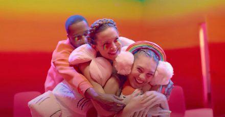 "Sia: Kate Hudson auch im neuen Video ""Together"""