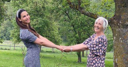 Sila Sahin: Darum ist ihre Mama mit nach Österreich gezogen