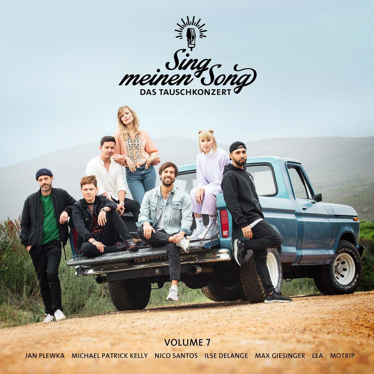 """Verlosung """"Sing meinen Song"""": Album zur 7. Staffel"""