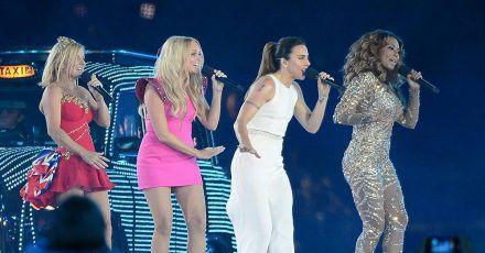 Spice Girls: Welttournee für nächstes Jahr geplant?