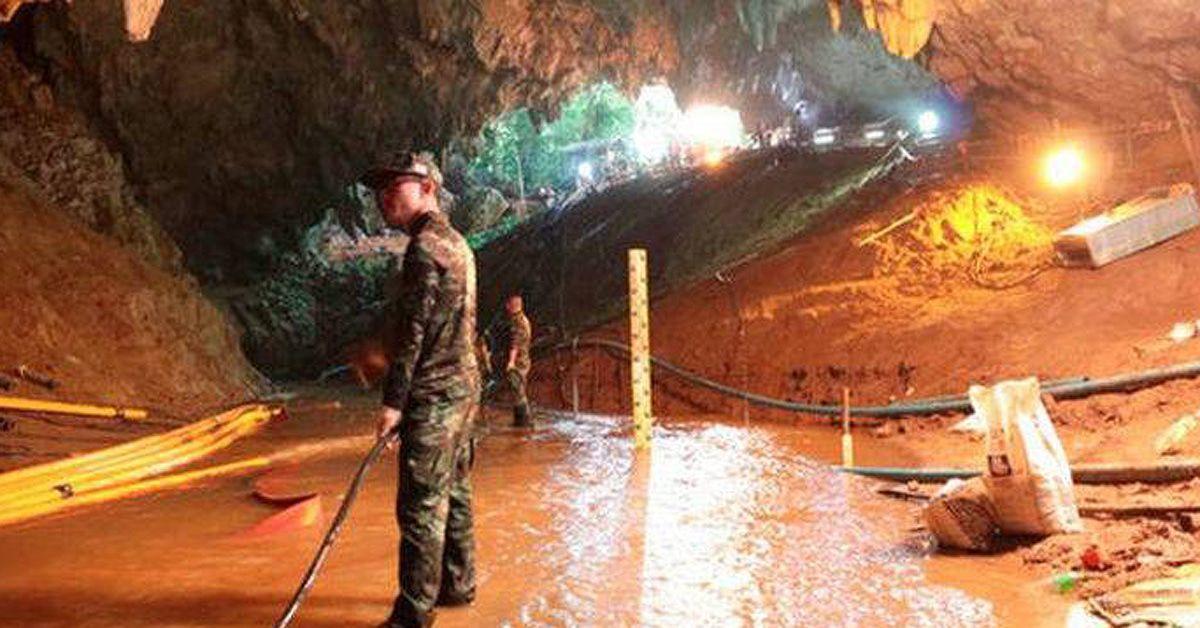 Ron Howard verfilmt auch thailändisches Höhlendrama