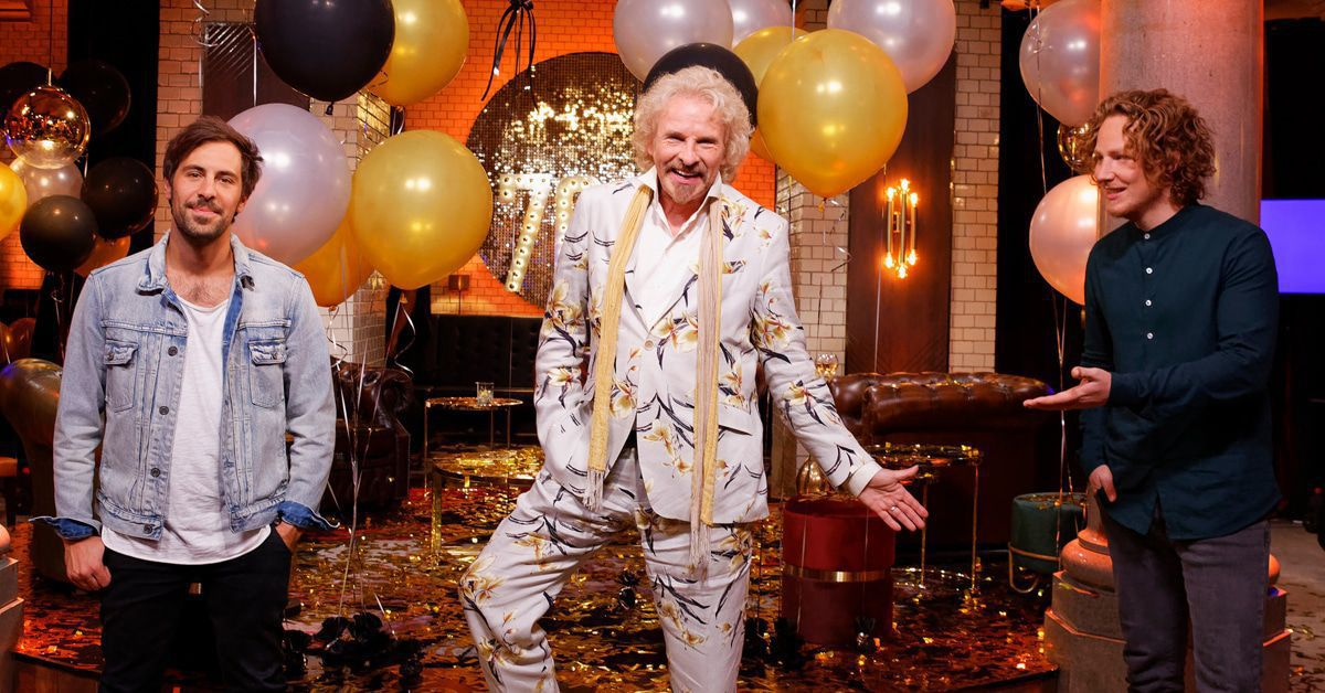 So war Gottschalks Geburtstags-Liveshow zum 70.