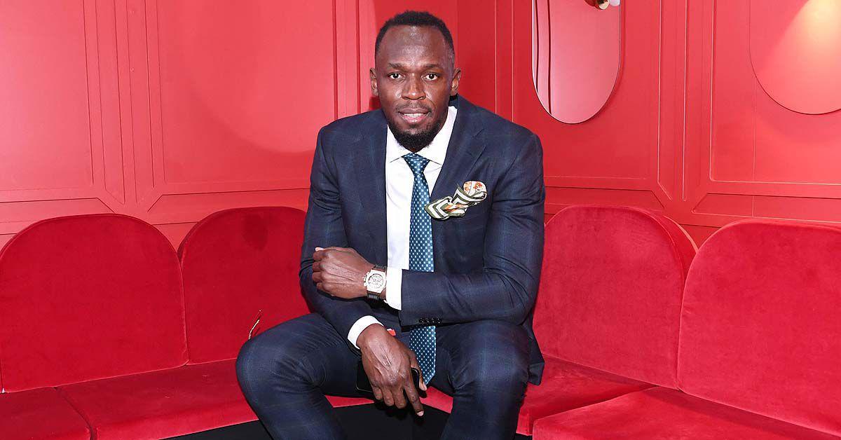 Sprint-Ikone Usain Bolt ist erstmals Vater