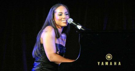 Alicia Keys: junge Generation kann die Welt retten!