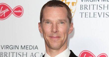 """Benedict Cumberbatch: """"Ich schließe die Tür hinter mir ..."""" - und dann das!"""