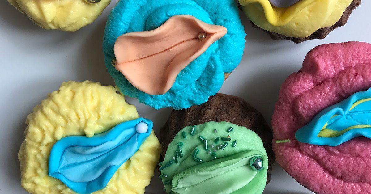 Jasmin Wagner alias Blümchen backt Vagina-Cupcakes