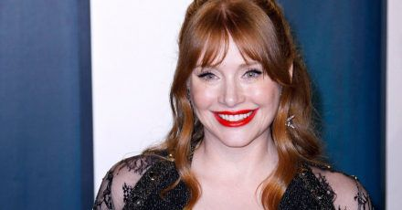 Bryce Dallas Howard: Berühmter Name war mehr Fluch als Segen