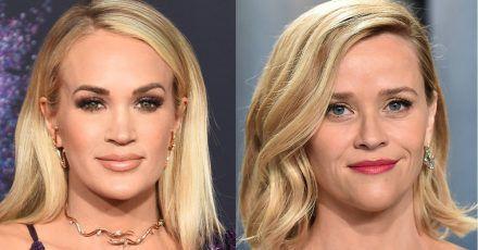 Reese Witherspoon wird mit Carrie Underwood verwechselt